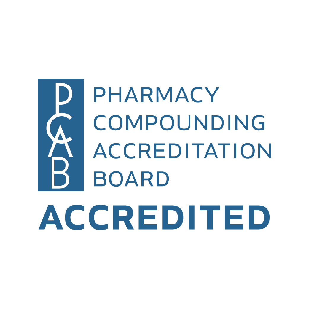Pharmacy Compounding Accreditation Board PCAB Accredited