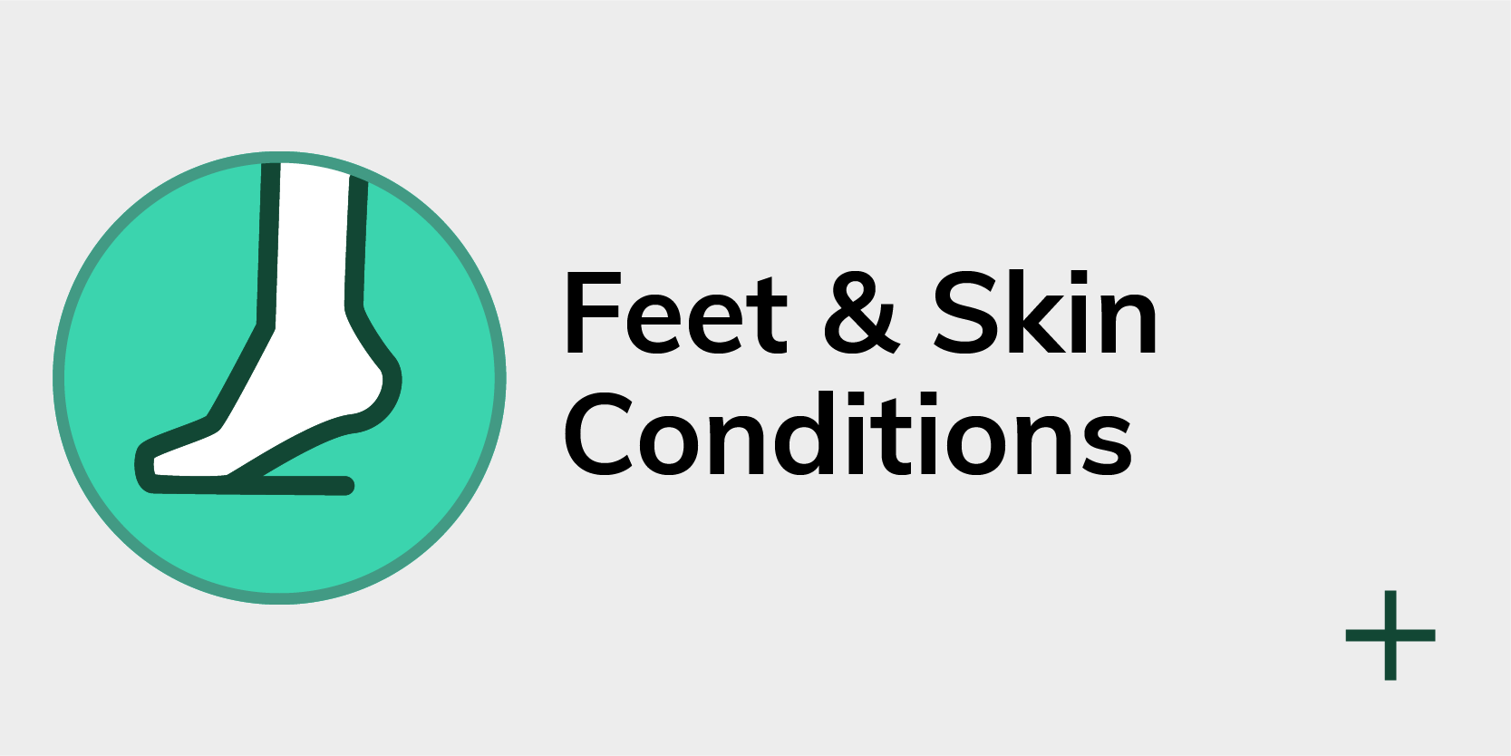 Feet & Skin Conditions